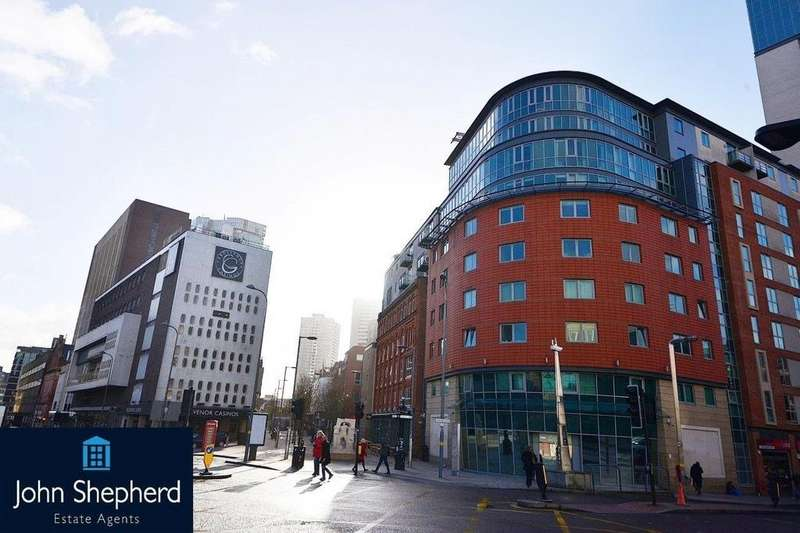 1 Bedroom Apartment Flat for sale in Navigation Street, Birmingham