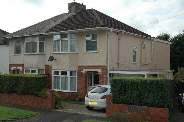 3 Bedrooms Semi Detached House for sale in Mount Earl, Bridgend CF31