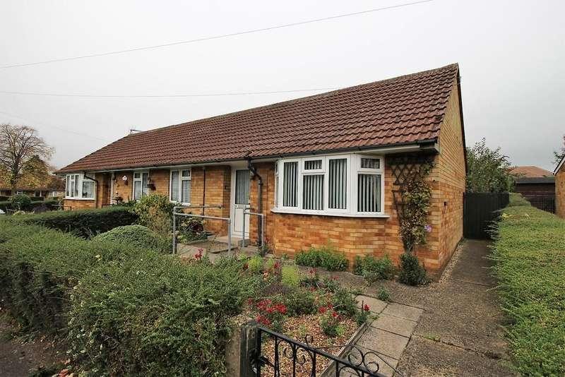 2 Bedrooms Semi Detached Bungalow for sale in Chalklands, Linton