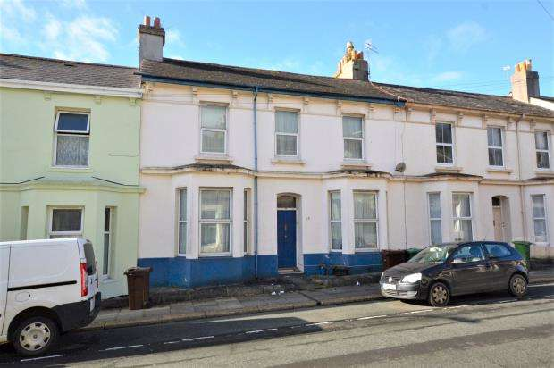 5 Bedrooms Terraced House for sale in Sydney Street, Plymouth, Devon