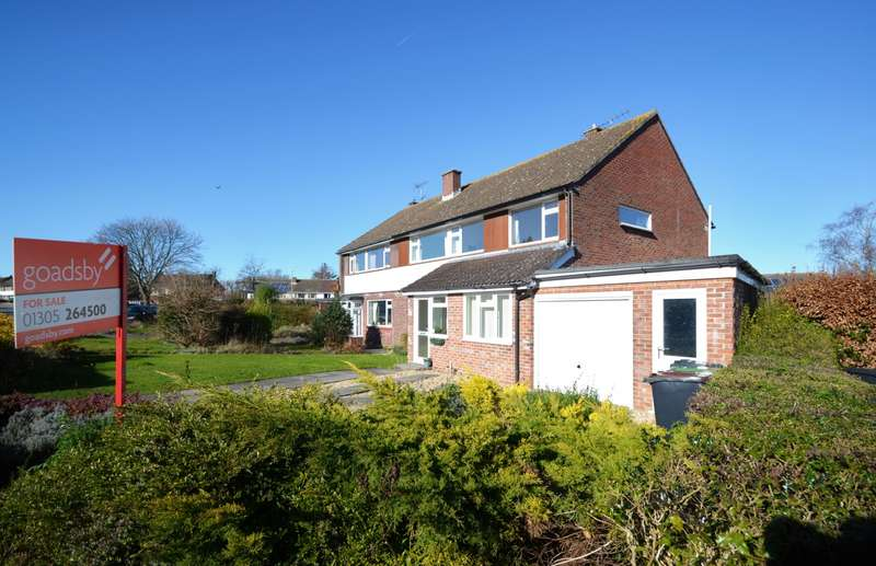 5 Bedrooms Semi Detached House for sale in Dorchester
