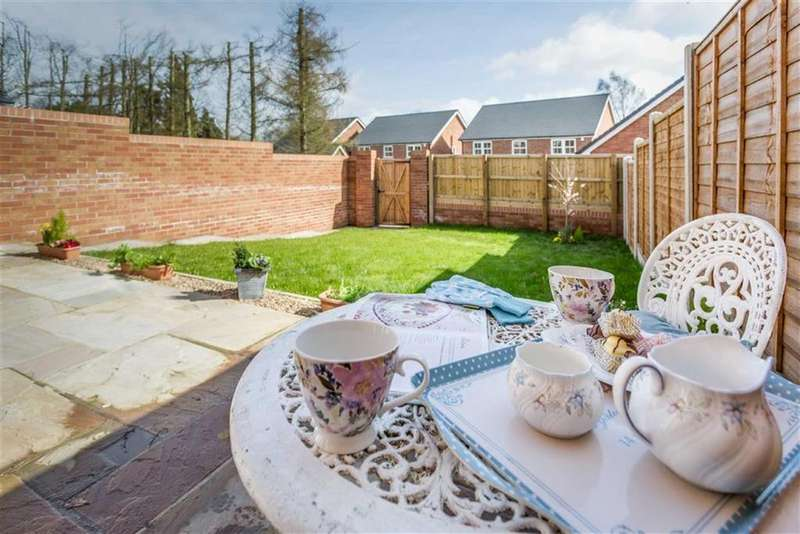 5 Bedrooms Semi Detached House for sale in St. Peter's Court, Adderley Market Drayton, Shropshire