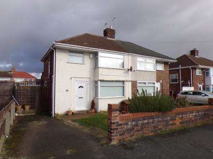 3 Bedrooms Semi Detached House for sale in Woodland Road, Halewood, Liverpool, L26