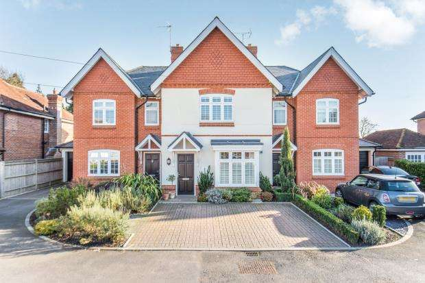 4 Bedrooms Terraced House for sale in High Street, Ripley, Surrey