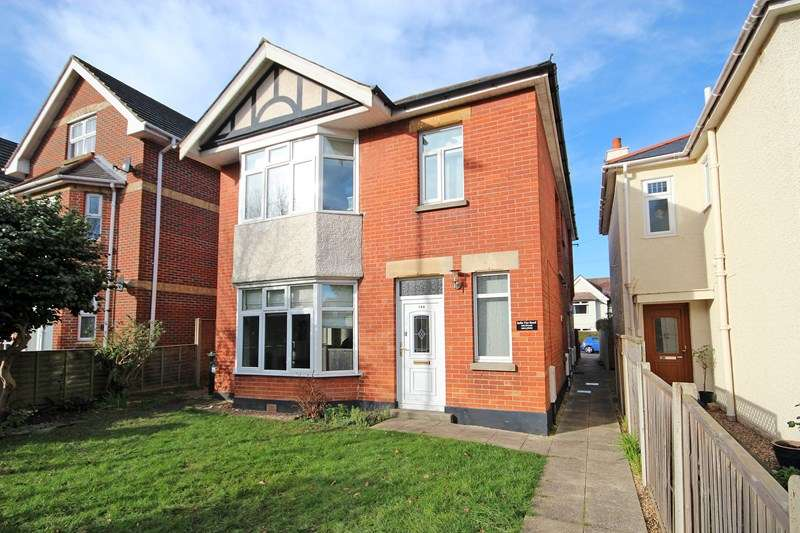 2 Bedrooms Semi Detached House for sale in Belle Vue Road, Southbourne, Bournemouth