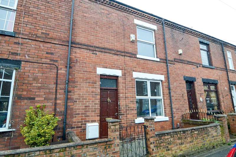 2 Bedrooms Terraced House for sale in Brookfield Street, Newton Le Willows