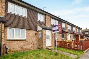 3 Bedrooms Terraced House for sale in Towers View, Kennington, Ashford, Kent