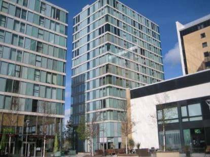2 Bedrooms Flat for sale in Witan Gate, Milton Keynes, Buckinghamshire