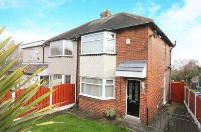 2 Bedrooms Semi Detached House for sale in Somercotes Road, Sheffield, South Yorkshire