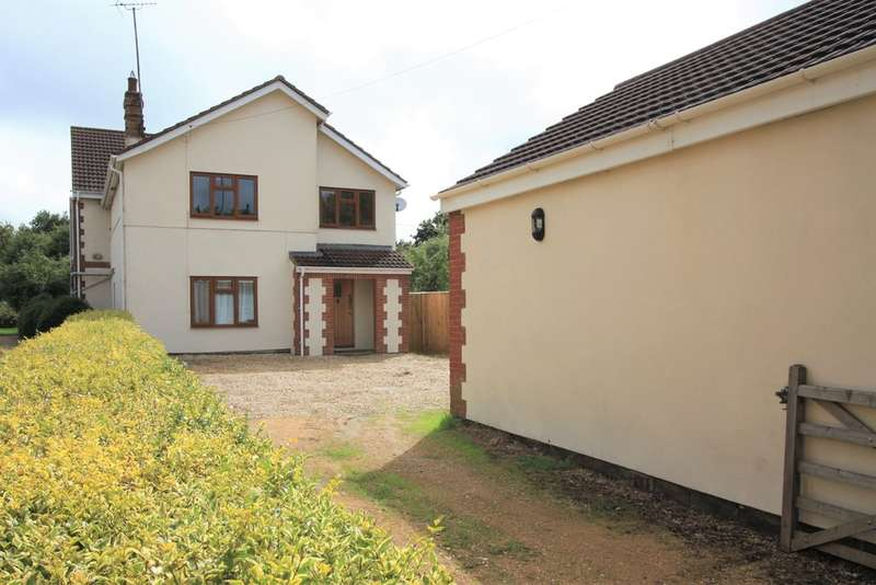 6 Bedrooms Detached House for sale in Highworth