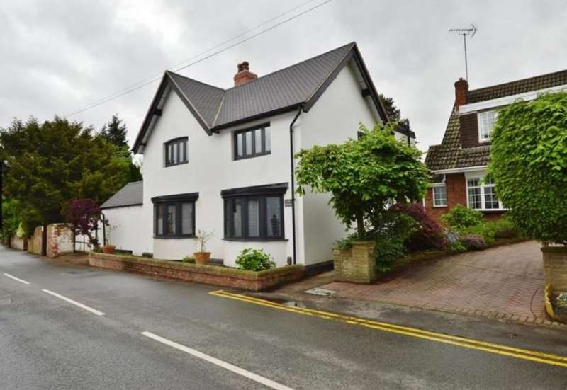 4 Bedrooms Cottage House for sale in Meadow Lane, Little Haywood
