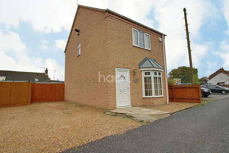 3 Bedrooms Detached House for sale in Ely Row, Terrington St John