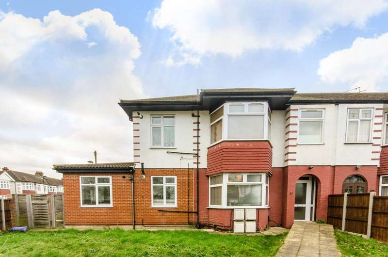 2 Bedrooms Flat for sale in Farm Road, Enfield, N21