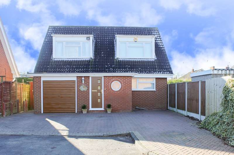 3 Bedrooms Detached House for sale in Moat Coppice, Bartley Green, Birmingham, B32