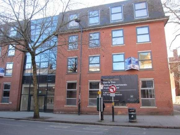 1 Bedroom Flat for rent in Friar Gate, Derby