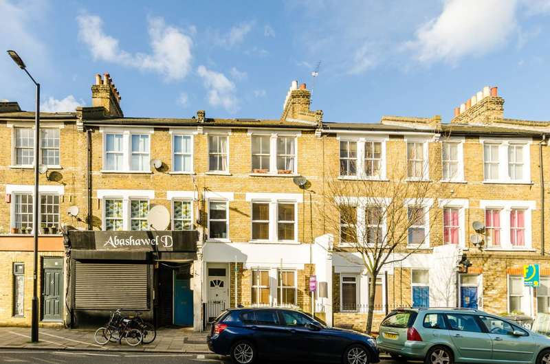 3 Bedrooms Flat for sale in Landor Road, Clapham North, SW9