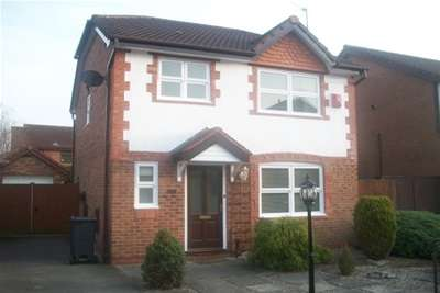 3 Bedrooms House for rent in Birchwood Close, Great Sutton