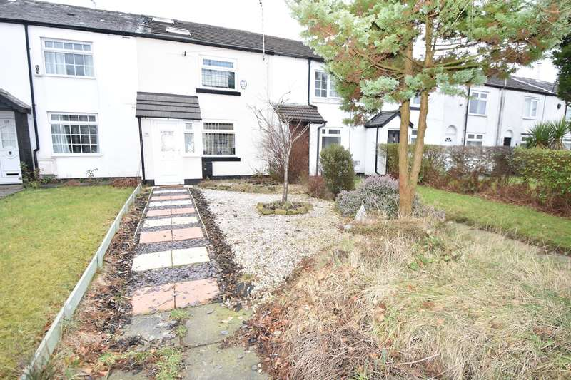 2 Bedrooms Cottage House for sale in Hollins Lane, Hollins, Bury, BL9