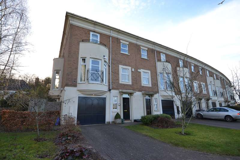 4 Bedrooms Town House for sale in Boundary Drive, Moseley, Birmingham, B13