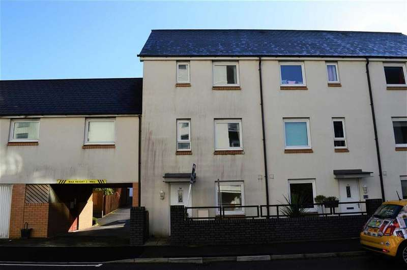 4 Bedrooms Terraced House for sale in Phoebe Road, Swansea, SA1