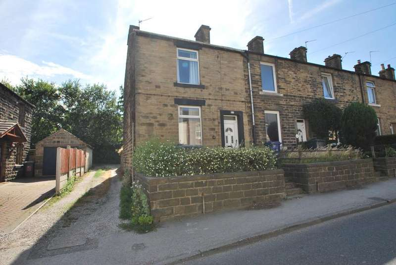 2 Bedrooms End Of Terrace House for rent in Sheffield Road, Penistone, Sheffield S36 6HE