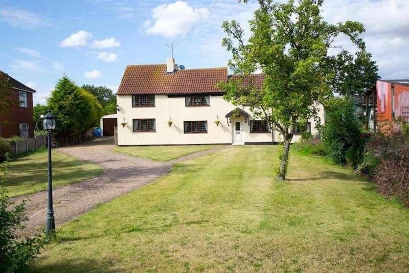 3 Bedrooms Cottage House for sale in North Moor Road, Walkeringham, Doncaster