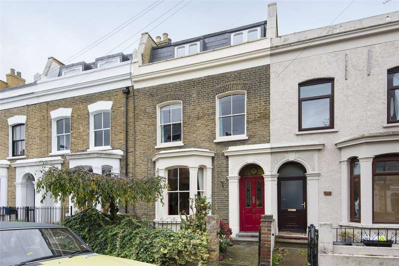 4 Bedrooms House for sale in Chippendale Street, London, E5