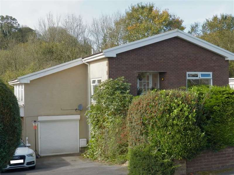 4 Bedrooms Detached House for sale in Glynderi, Tanerdy, Carmarthen