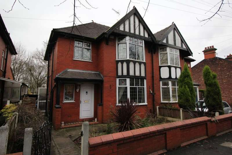3 Bedrooms Semi Detached House for sale in Walkden Road, Worsley, Manchester, M28
