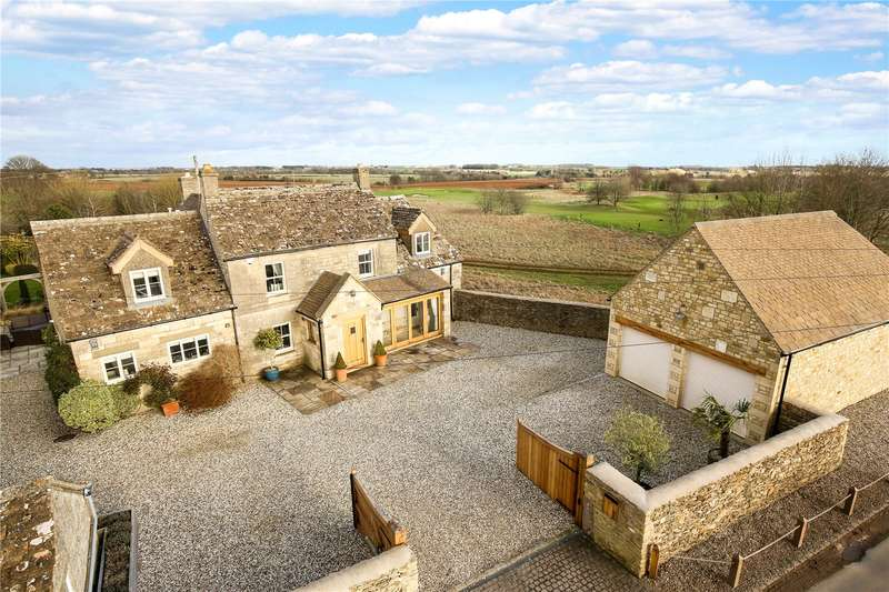4 Bedrooms Detached House for sale in Hampton Fields, Minchinhampton, Stroud, Gloucestershire, GL6