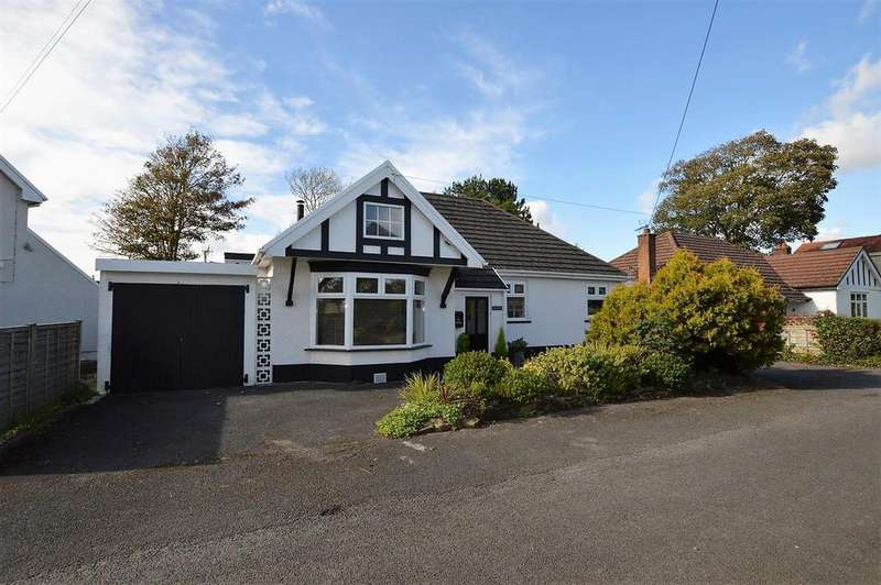 2 Bedrooms Detached Bungalow for sale in The Links, Pembrey.
