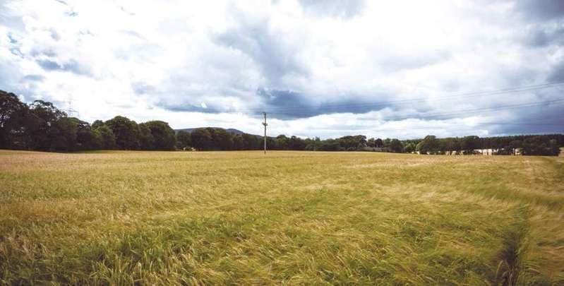 Land Commercial for sale in Plot 1 Whiteford, Inverurie, Aberdeenshire, AB51