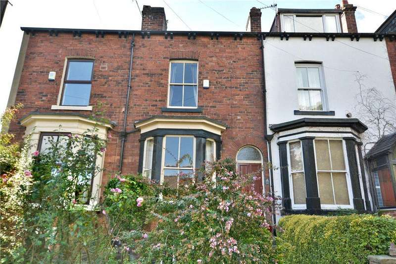 3 Bedrooms Terraced House for sale in Woodland View, Chapel Allerton, Leeds
