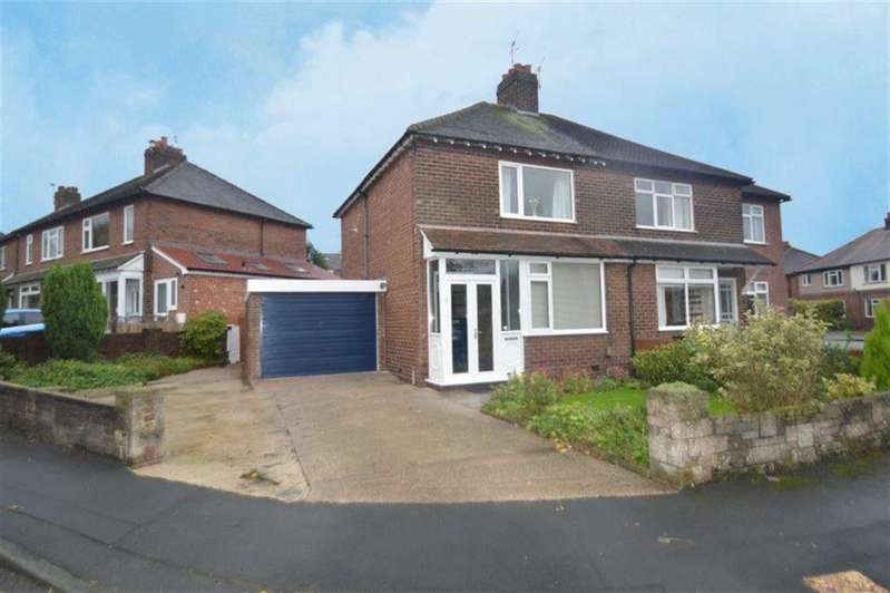 2 Bedrooms Semi Detached House for sale in Hallefield Crescent, Macclesfield
