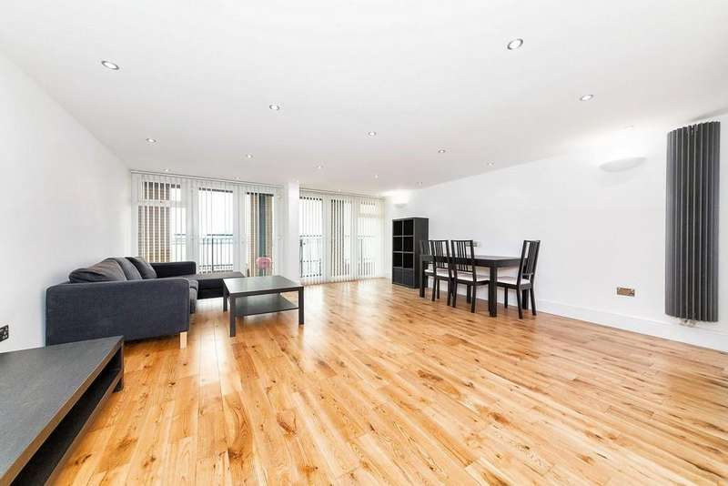 2 Bedrooms Apartment Flat for sale in Prime Meridian Walk, Canary Wharf, E14