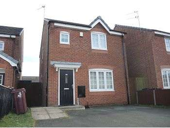 3 Bedrooms Detached House for sale in James Holt Avenue, Kirkby, Liverpool