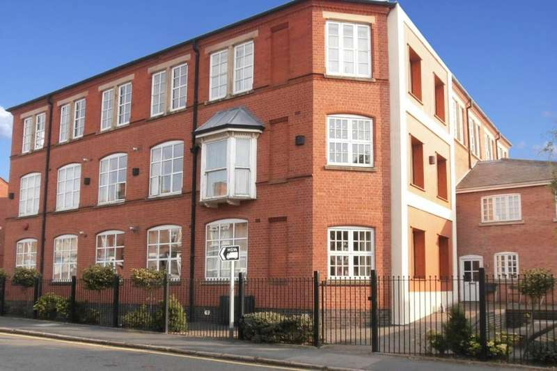2 Bedrooms Flat for sale in Shilton Road, Barwell, Leicester, LE9