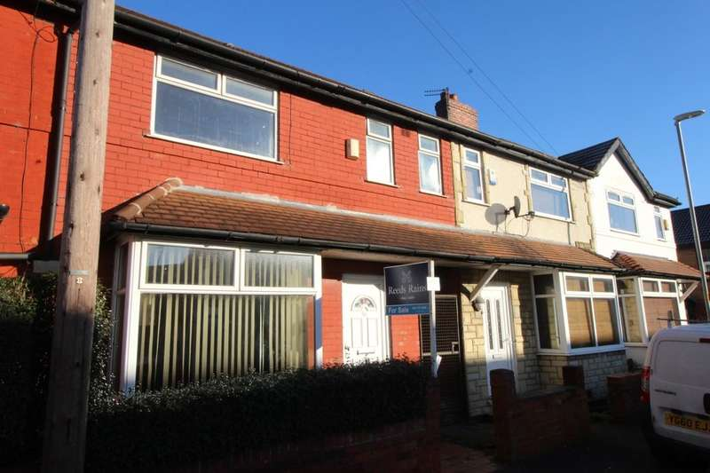 3 Bedrooms Terraced House for sale in Blodwell Street, Salford, M6