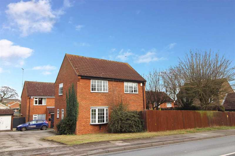3 Bedrooms Detached House for sale in Belmont Road, Ipswich