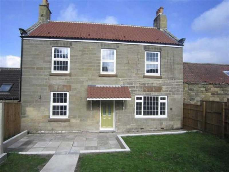 3 Bedrooms Semi Detached House for rent in Bank Lane, Faceby