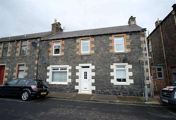 2 Bedrooms Flat for sale in 7 Union Street, Galashiels, TD1 1PG