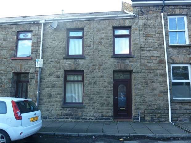 3 Bedrooms Terraced House for sale in Queen Street, Maesteg, Maesteg, Mid Glamorgan
