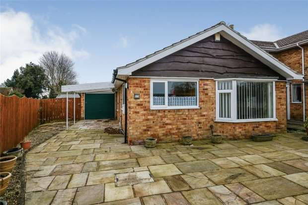 3 Bedrooms Detached Bungalow for sale in Eastfield Lane, Dunnington, YORK