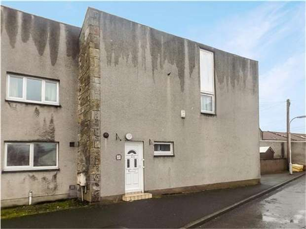 2 Bedrooms End Of Terrace House for sale in Ash Braes, Kincardine, Alloa, Fife