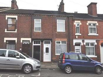 3 Bedrooms Terraced House for sale in Richmond Street, Penkhull, Stoke-on-Trent, ST4 7DU