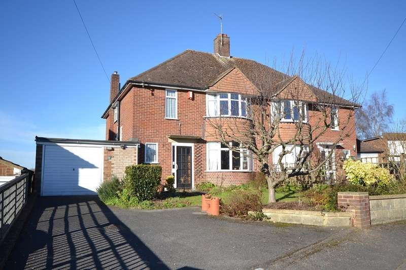 3 Bedrooms Semi Detached House for sale in Emmer Green