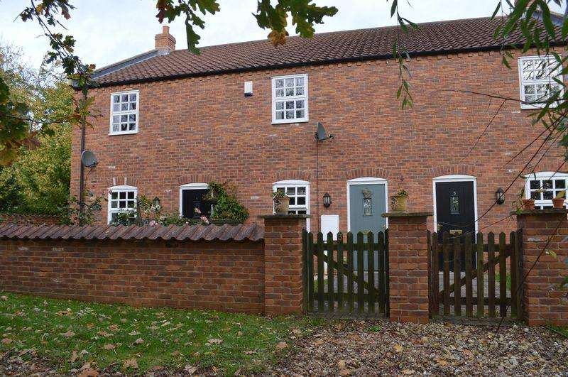 2 Bedrooms Cottage House for sale in Barff Meadow, Glentham