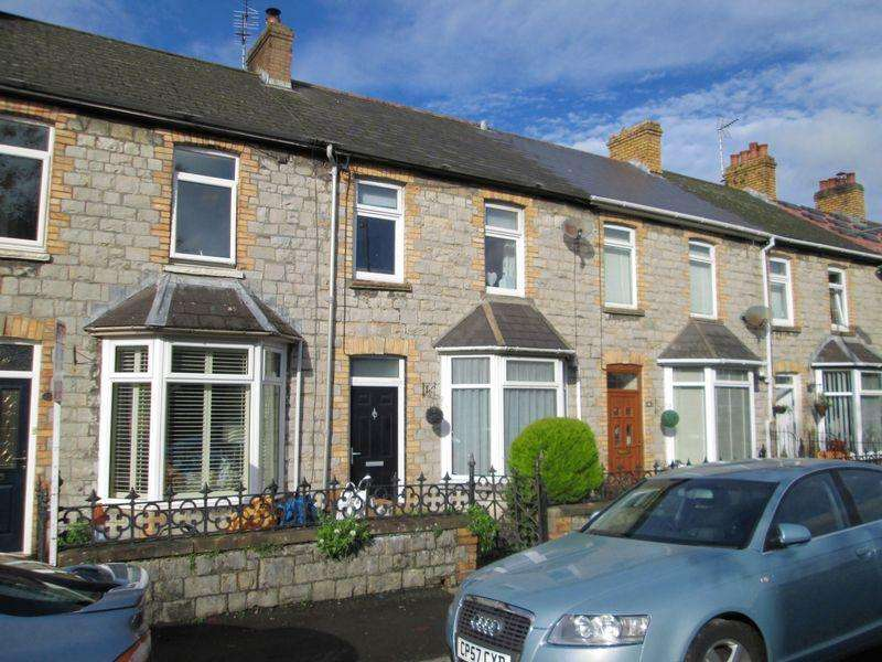 3 Bedrooms Terraced House for sale in Sunnyside Road Bridgend CF31 4AE