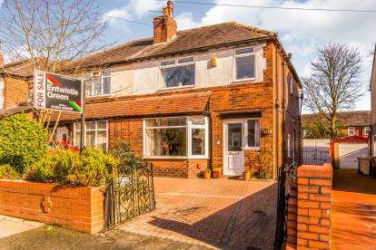 3 Bedrooms Semi Detached House for sale in Rydal Road, Heaton, Bolton, Greater Manchester, BL1