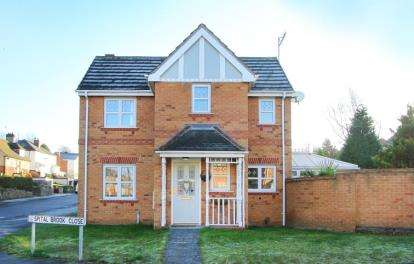 3 Bedrooms Detached House for sale in Spital Brook Close, Chesterfield, Derbyshire